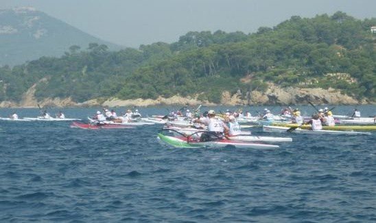 selectif  national ocean racing pradet 2015