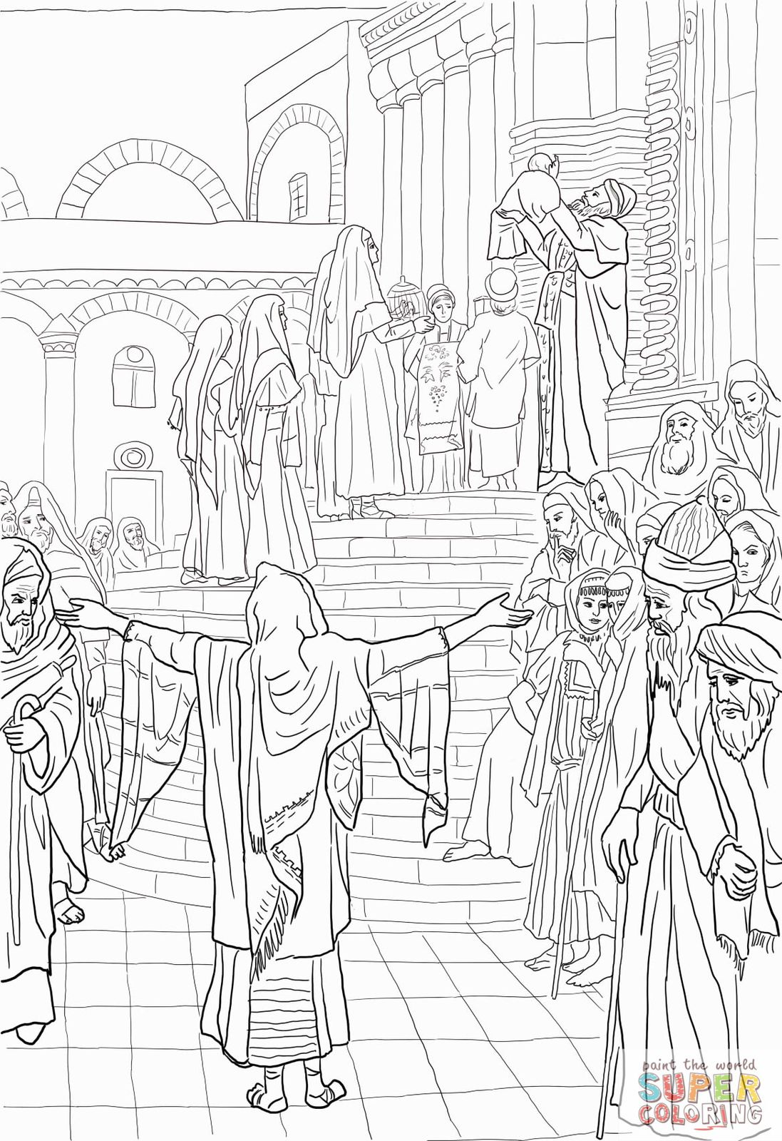 487 best Catholic Coloring Pages