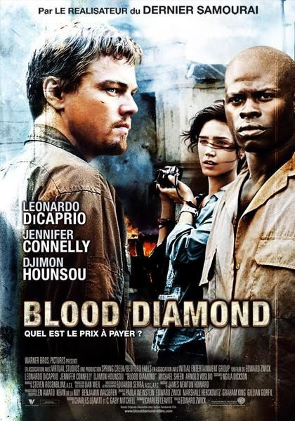 critical film review on blood diamond essay